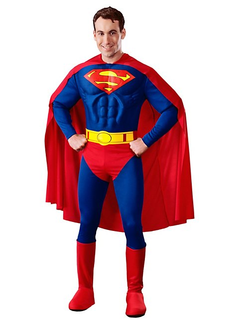 Original Superman Kostüm