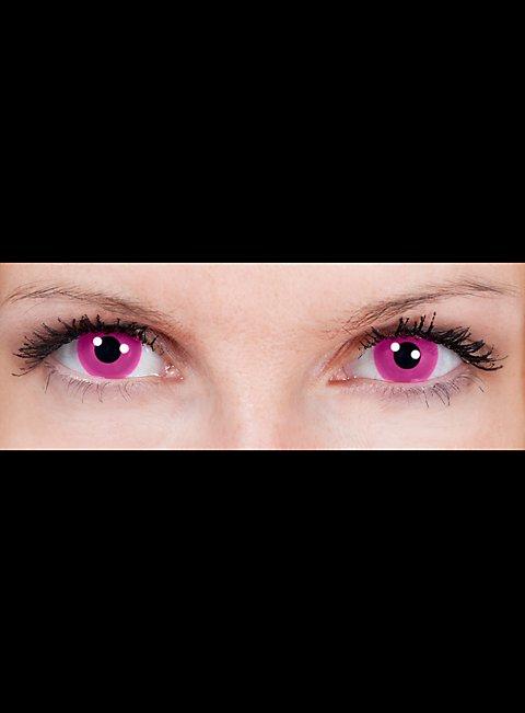 Die echt kontaktlinsen aussehen farbige Wo kann