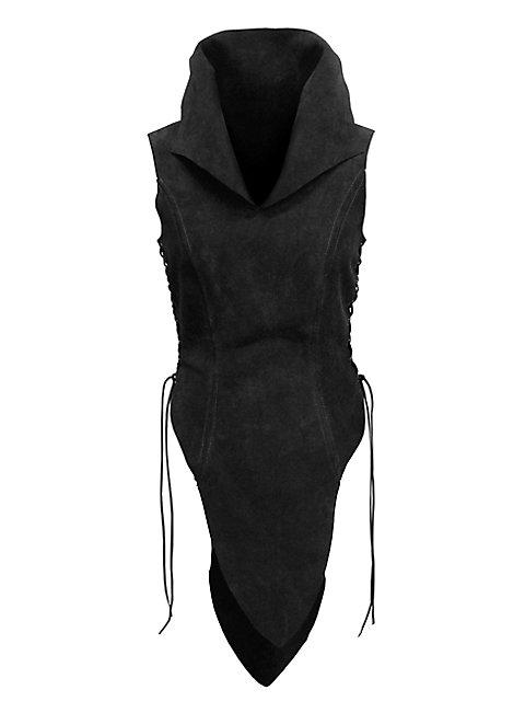 Priestess Tunic black