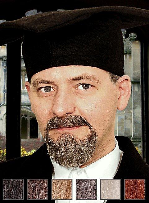 Professor Professionelle Bartkombination aus Echthaar