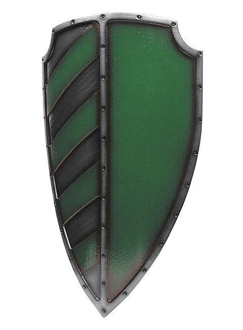 Ritterschild grün Polsterwaffe