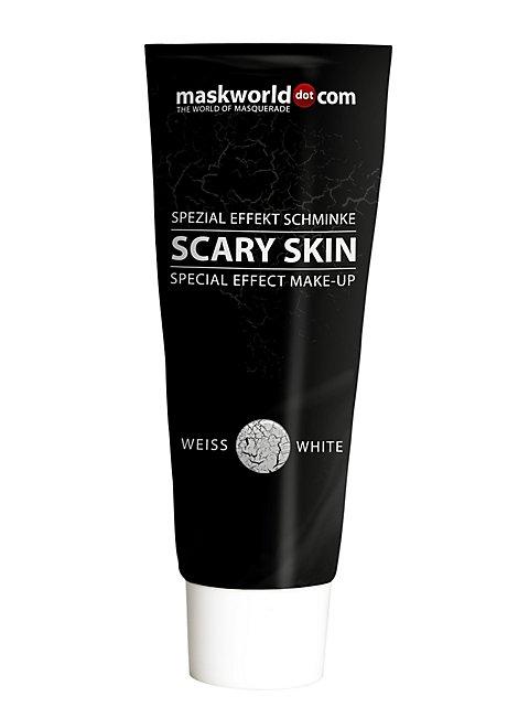Scary Skin weiß