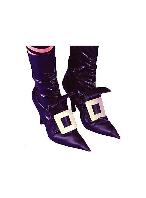 Schuhschnallen Hexe
