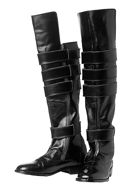Sci-Fi Boots