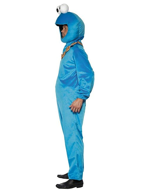 Sesame Street Cookie Monster Costume