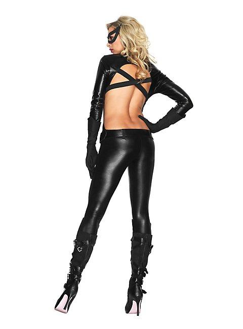 Sexy Black Kitten Kostüm