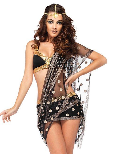 Sexy Bollywood Babe Kostüm