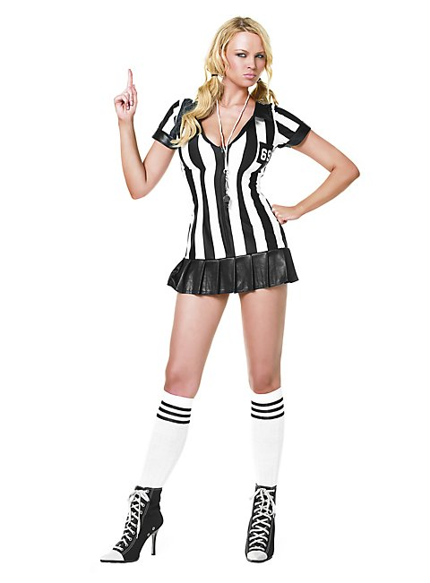 Sexy Game Official Costume