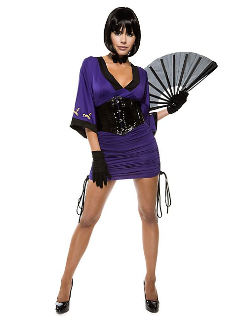 Costume Geisha Sexy - Deguisement Adulte Sexy Le