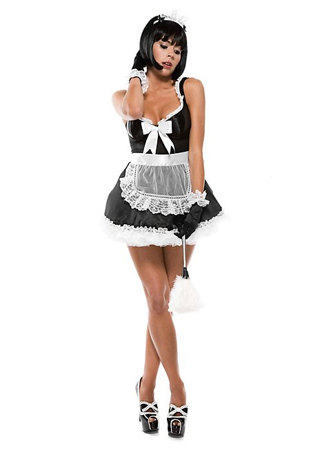 Sexy Putzfrau Kostum Maskworld Com
