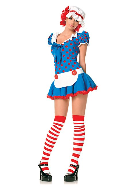 Sexy Rag Doll Costume