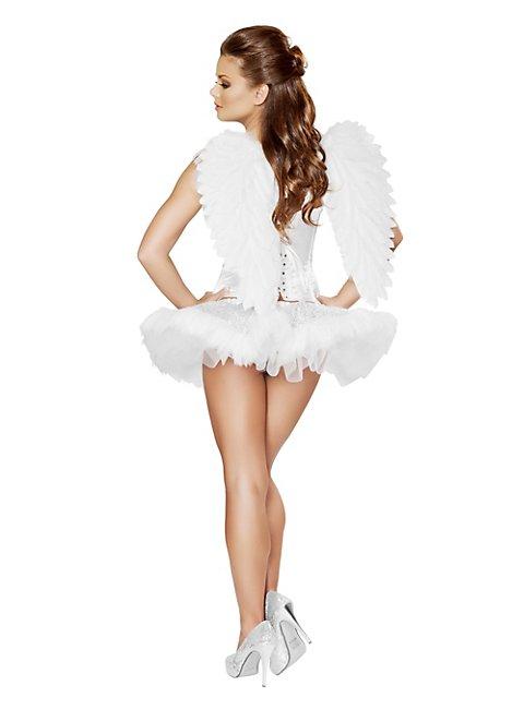 weißer schwan dresden leder catsuit