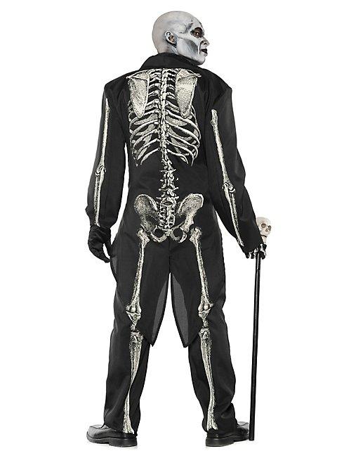 Skelett Dandy Kostüm