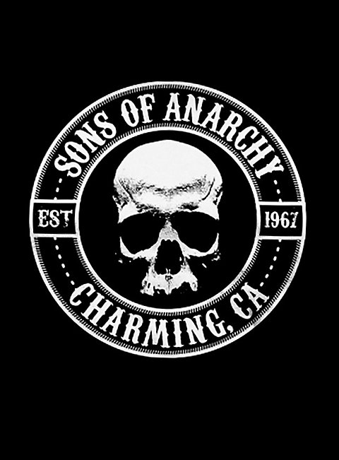 sons of anarchy t shirt soa nerd shirt jetzt kaufen. Black Bedroom Furniture Sets. Home Design Ideas
