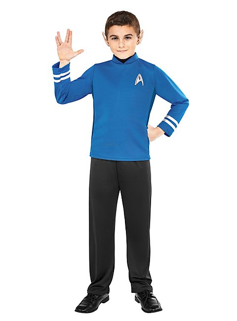 star trek spock kinderkost m science fiction outfit. Black Bedroom Furniture Sets. Home Design Ideas