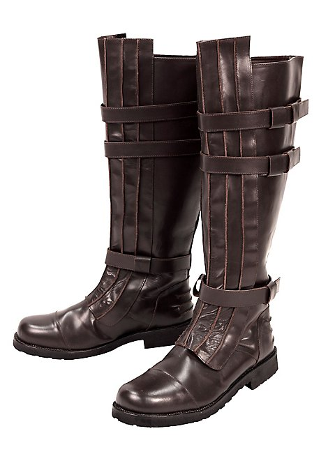 star wars anakin skywalker jedi stiefel. Black Bedroom Furniture Sets. Home Design Ideas