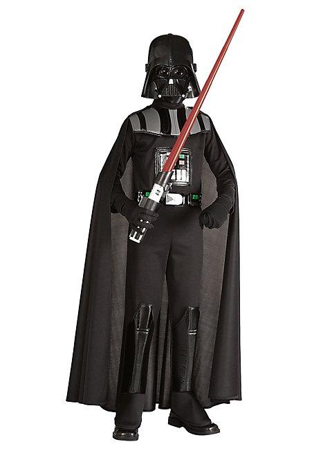 Star Wars Darth Vader Kostüm für Kinder - maskworld.com
