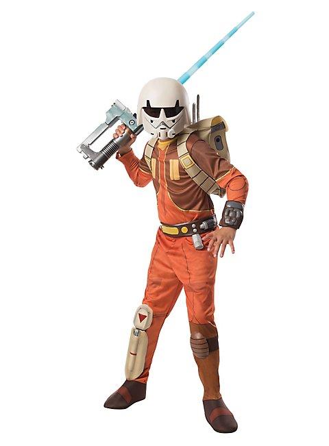 Original Lizenz Star Wars Rebels Ezra Bridger Helm für Kinder