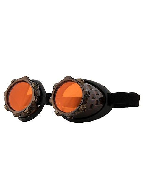 Steampunk Brille Luftpirat
