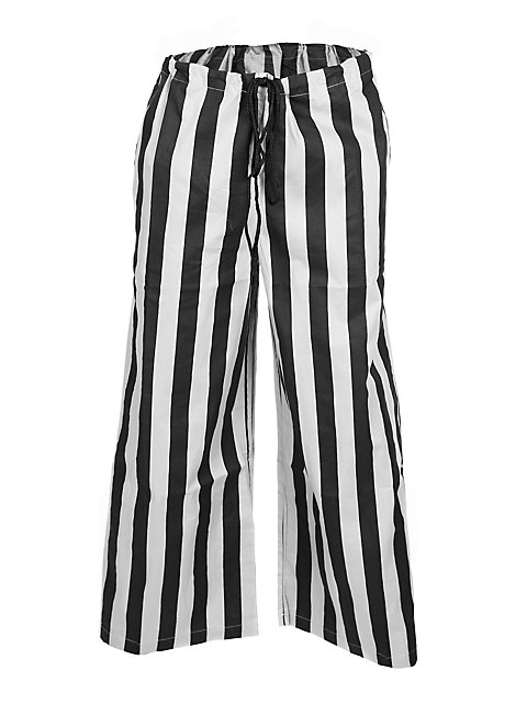 Striped Pirate Pants