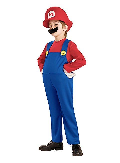 Super Mario Kinderkostüm