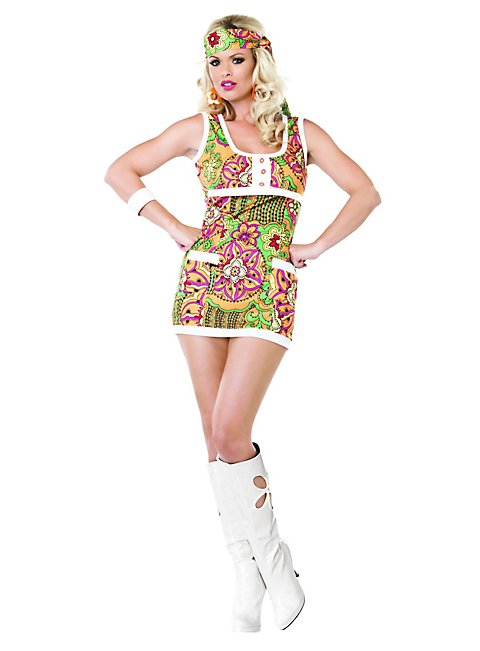 Swinging Sixties Costume