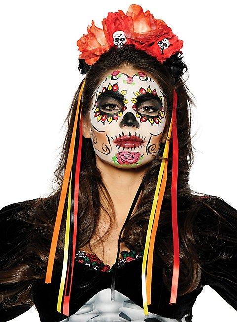 Tag der Toten Haarreif | online kaufen - maskworld.com