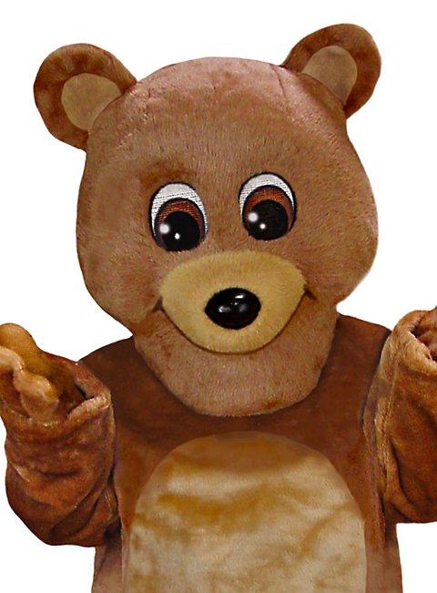 Teddy Maskottchen