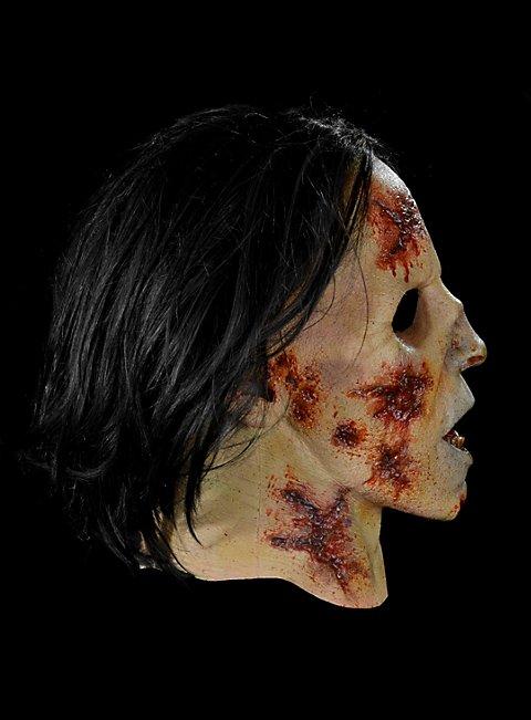 The Walking Dead Anzug Zombie Maske aus Latex