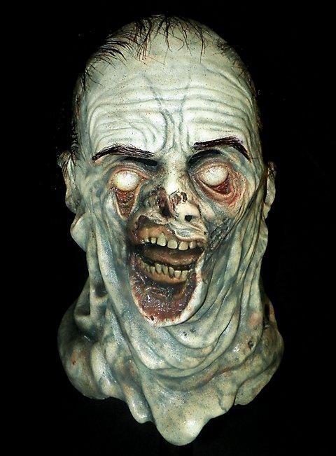The Walking Dead Schmelz Zombie Maske