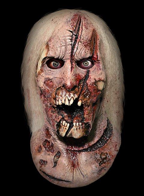 The Walking Dead Wald Zombie Maske aus Latex