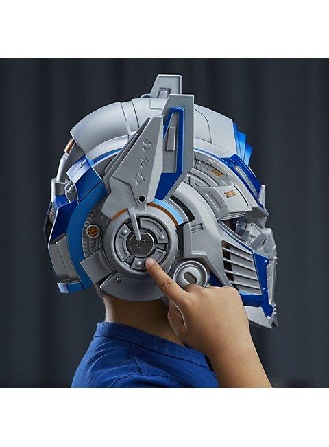transformers optimus prime maske mit stimmenverzerrer. Black Bedroom Furniture Sets. Home Design Ideas