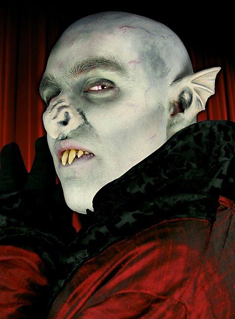 Vampirohren Latexapplikation
