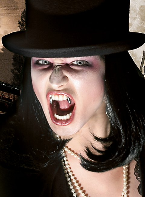 Vampirzähne Chrome