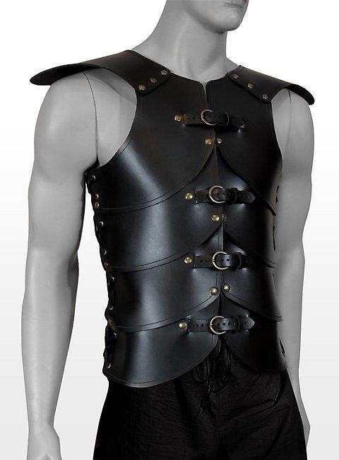 Warrior Leather Cuirass