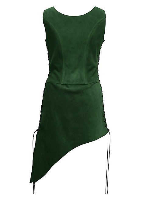 Wench Tunic green