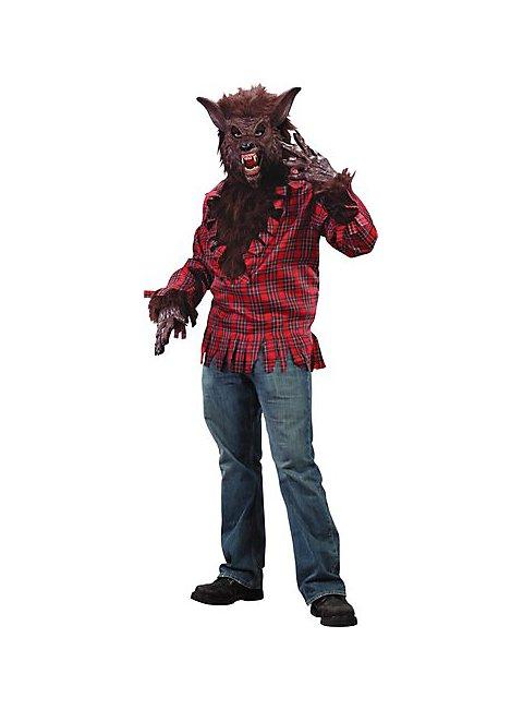 Werwolf braun Kostüm
