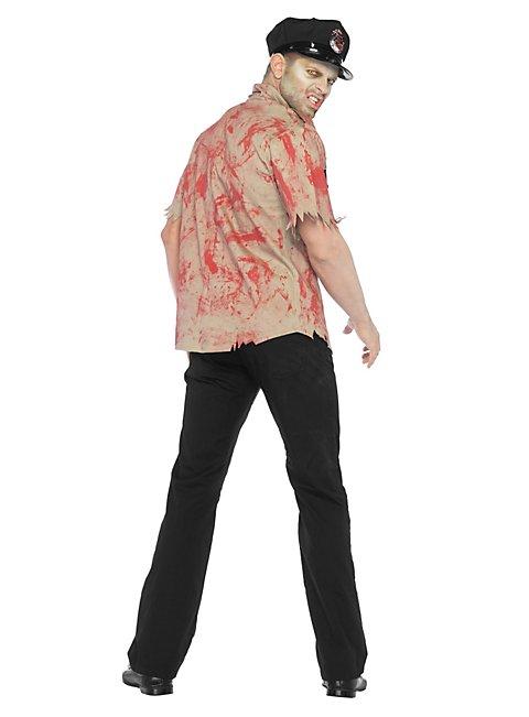 Zombie Cop Kostüm