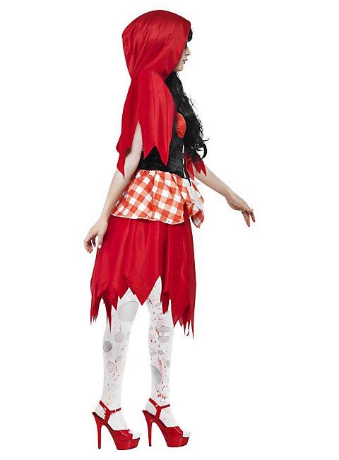 Zombie Rotkäppchen Kostüm