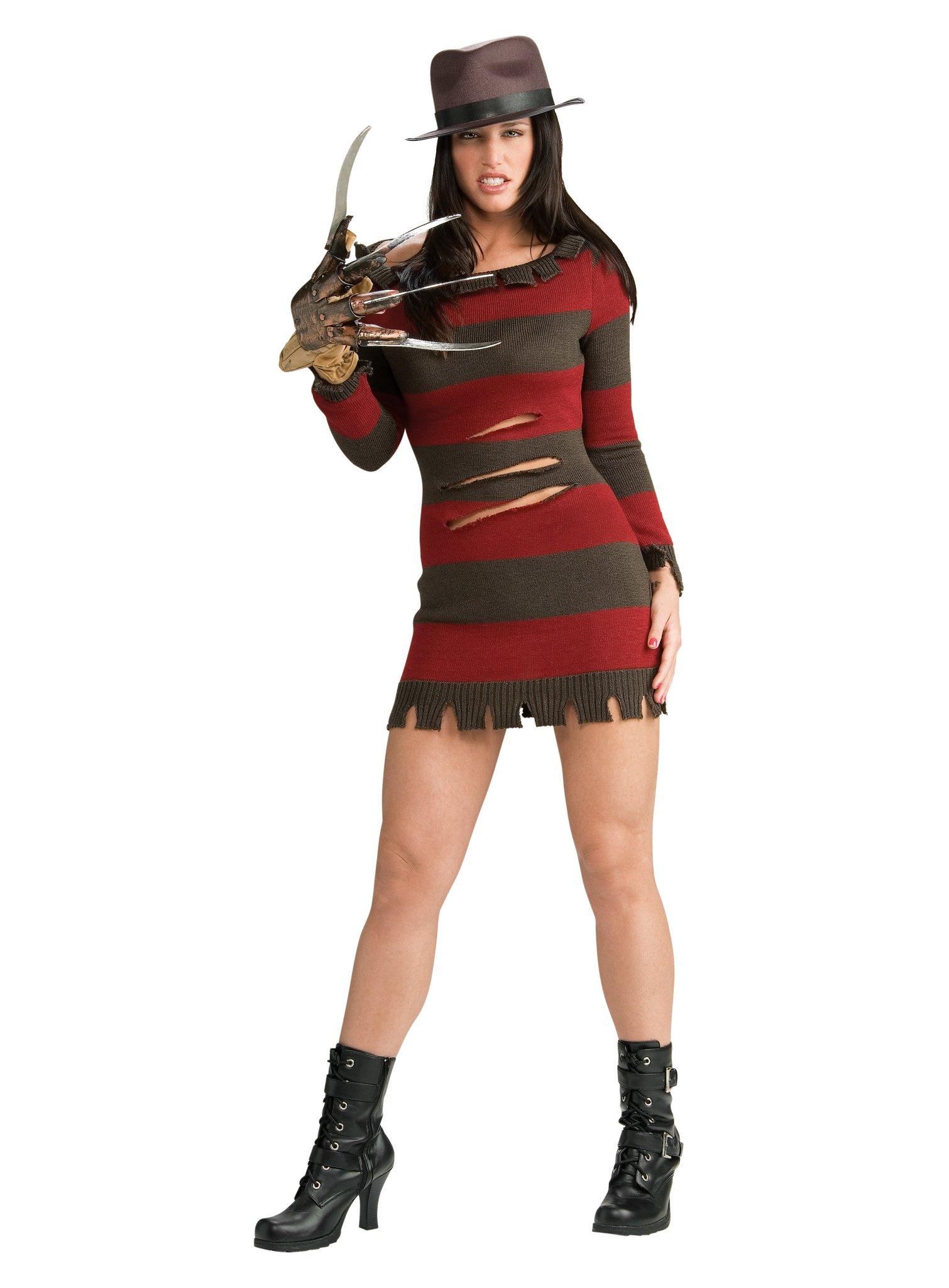 Sexy Ms Voorhees Costume