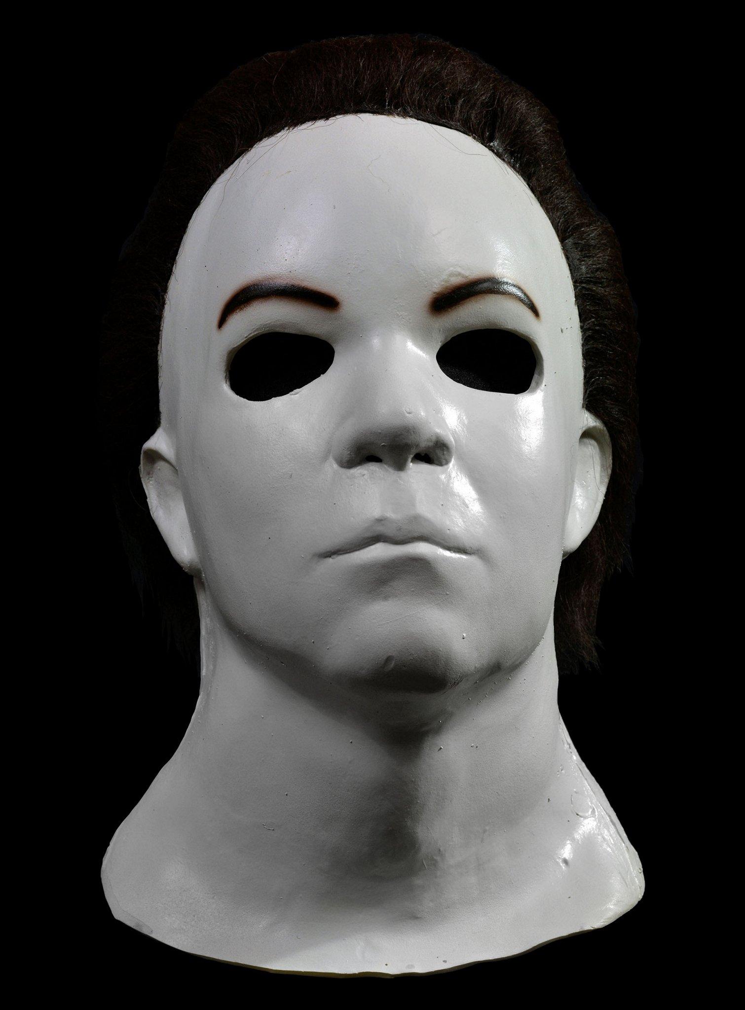 wie man kauft heiß-verkaufender Fachmann außergewöhnliche Auswahl an Stilen Original Halloween H20 Michael Myers Maske Typ 2 | eBay