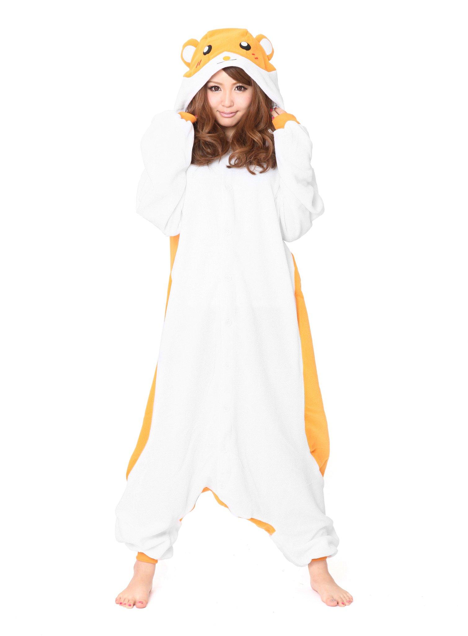 00d70d53f051 Hamster Kigurumi Kostüm