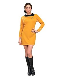 Star Trek Kleid gold