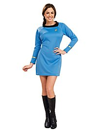 Star Trek Kleid blau