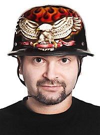 Burning Eagle Crazy Helmet