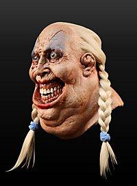 Horror Heidi  Latex Full Mask