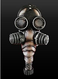 Gas Mask Made of Latex