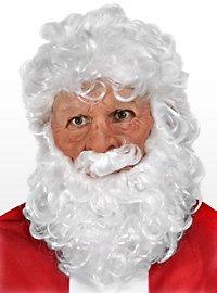 Santa Latex Full Mask