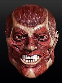 Flayed Head Latex Full Mask