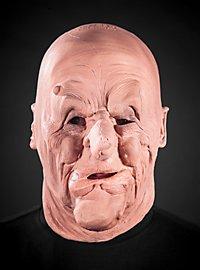 Hexe Maske aus Schaumlatex